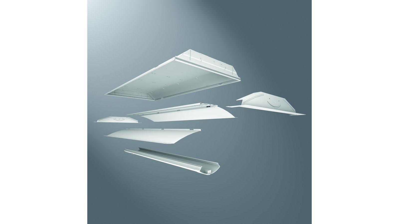 Metalux Cruze LED Retrofit Kit