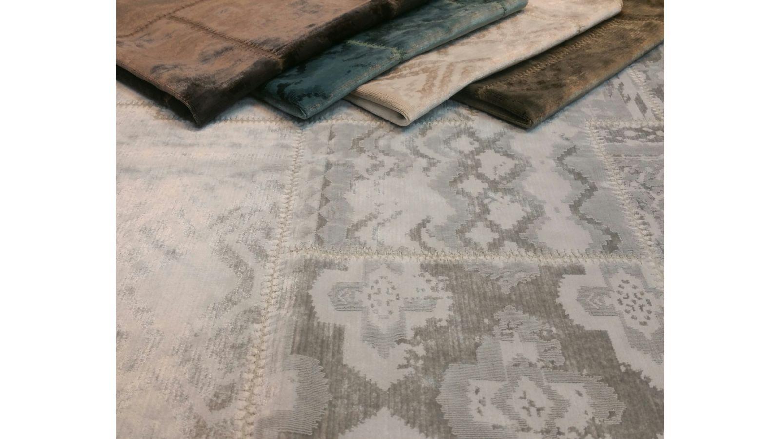 Piazza Collection by DorianBahr Textiles
