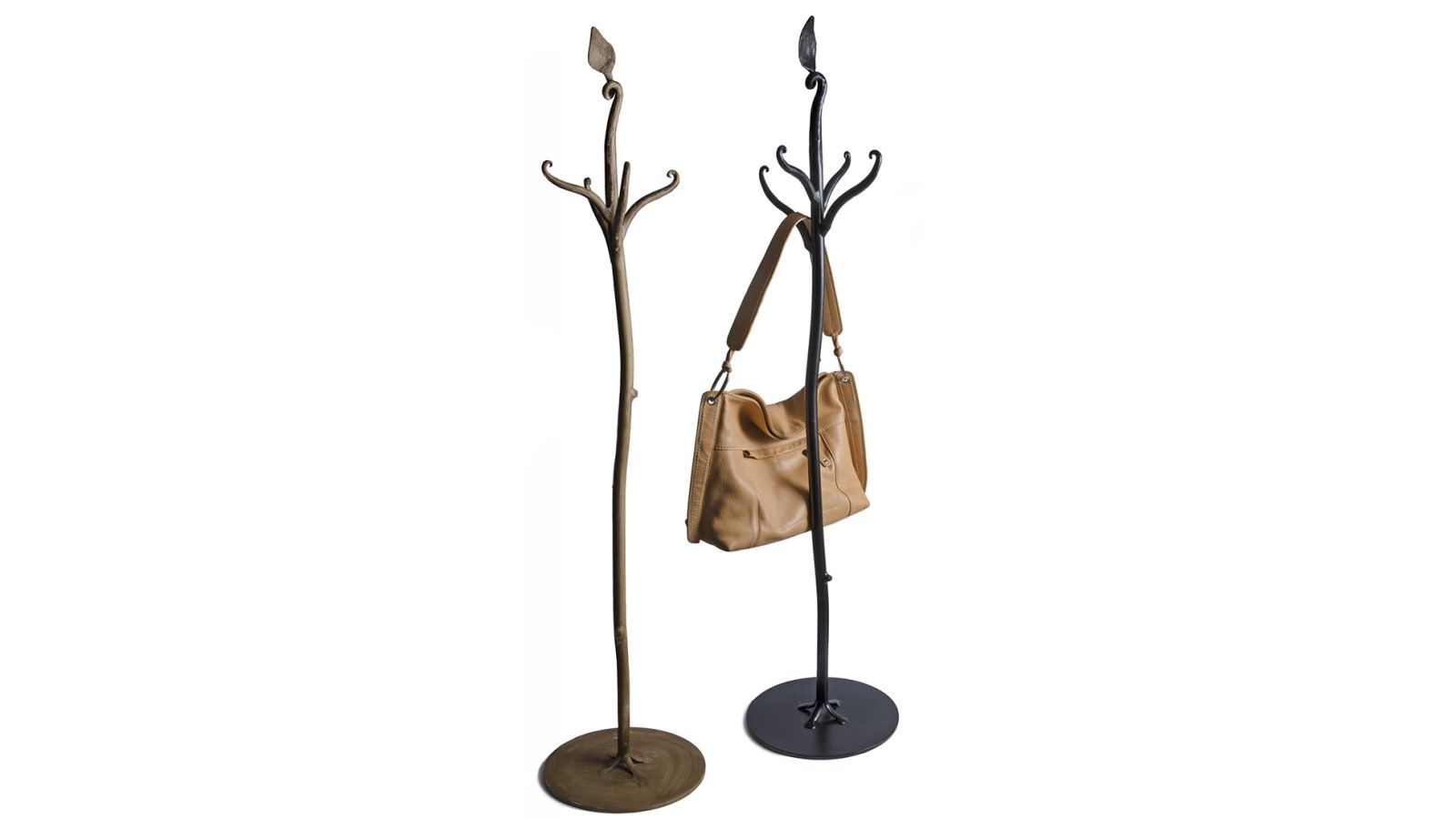 Branch, Tableside Handbag Stand