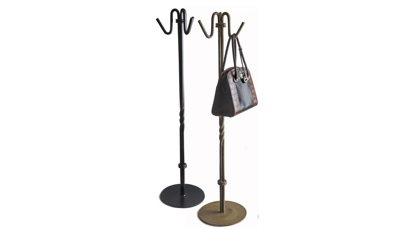 Equestrian Tableside Handbag Stand