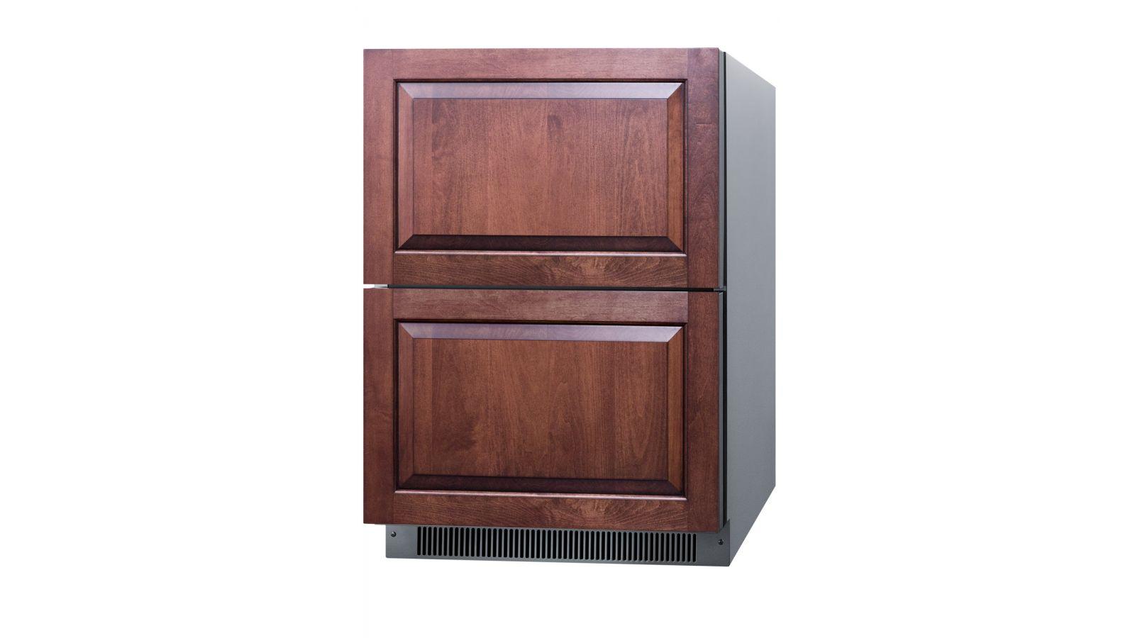 Indoor/Outdoor Versatile Drawer Refrigerator