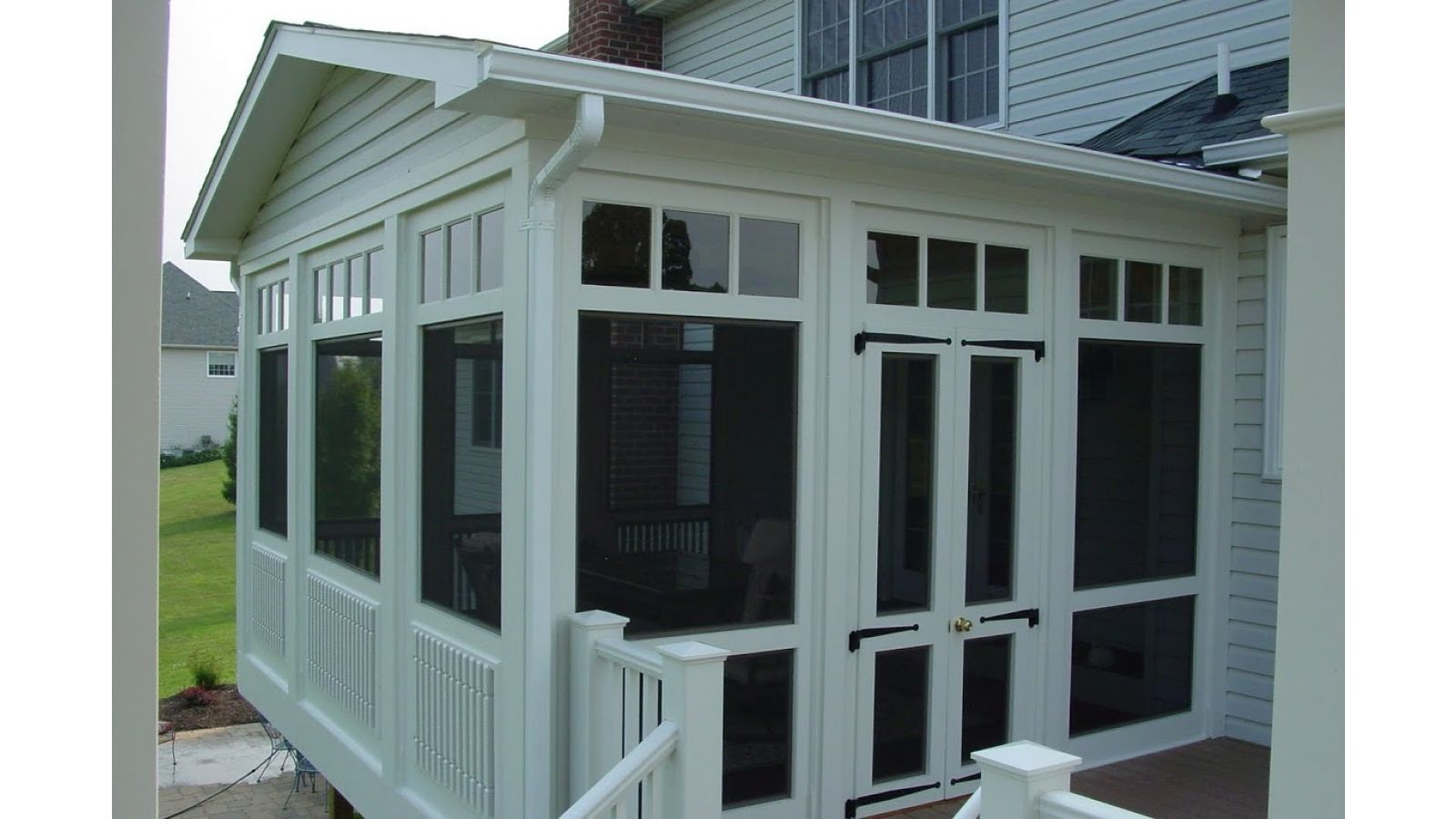 Porch Enclosure System
