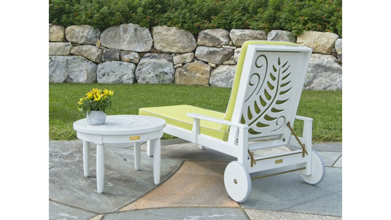Fern Expression Chaise