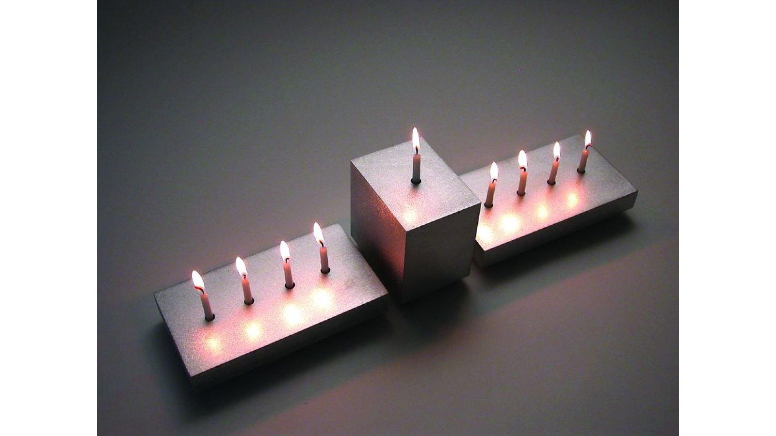 Shine - Menorah Hanukkah Festival Of Lights Set