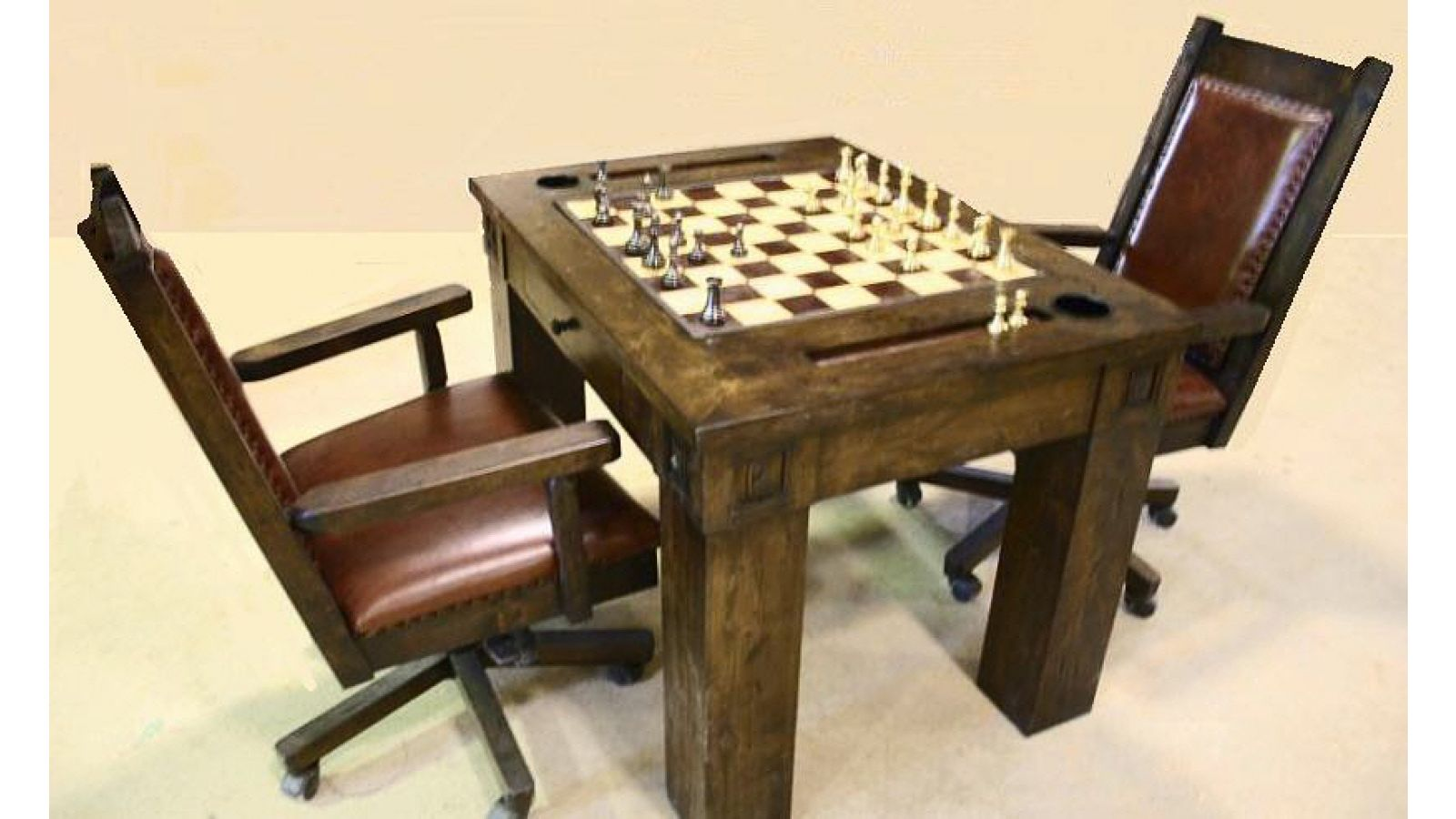 Combination Game Table
