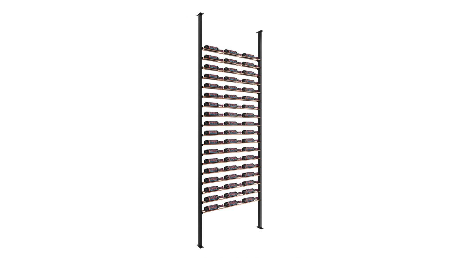 VintageView Low Profile Floating Wine Rack System
