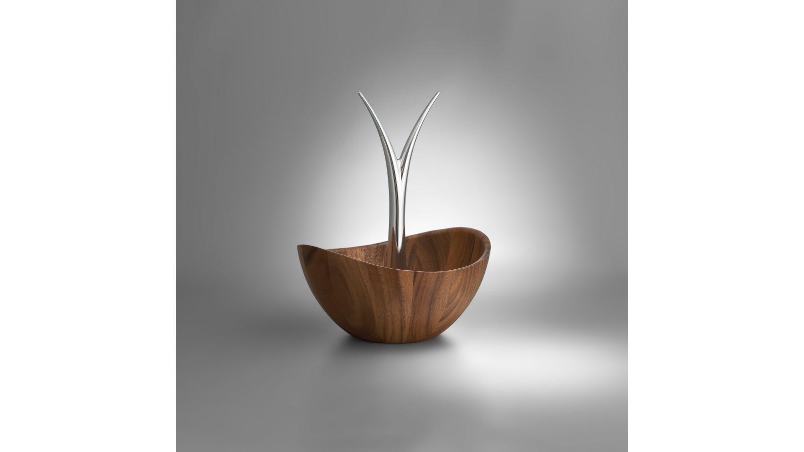 Nambe Fruit Tree Bowl
