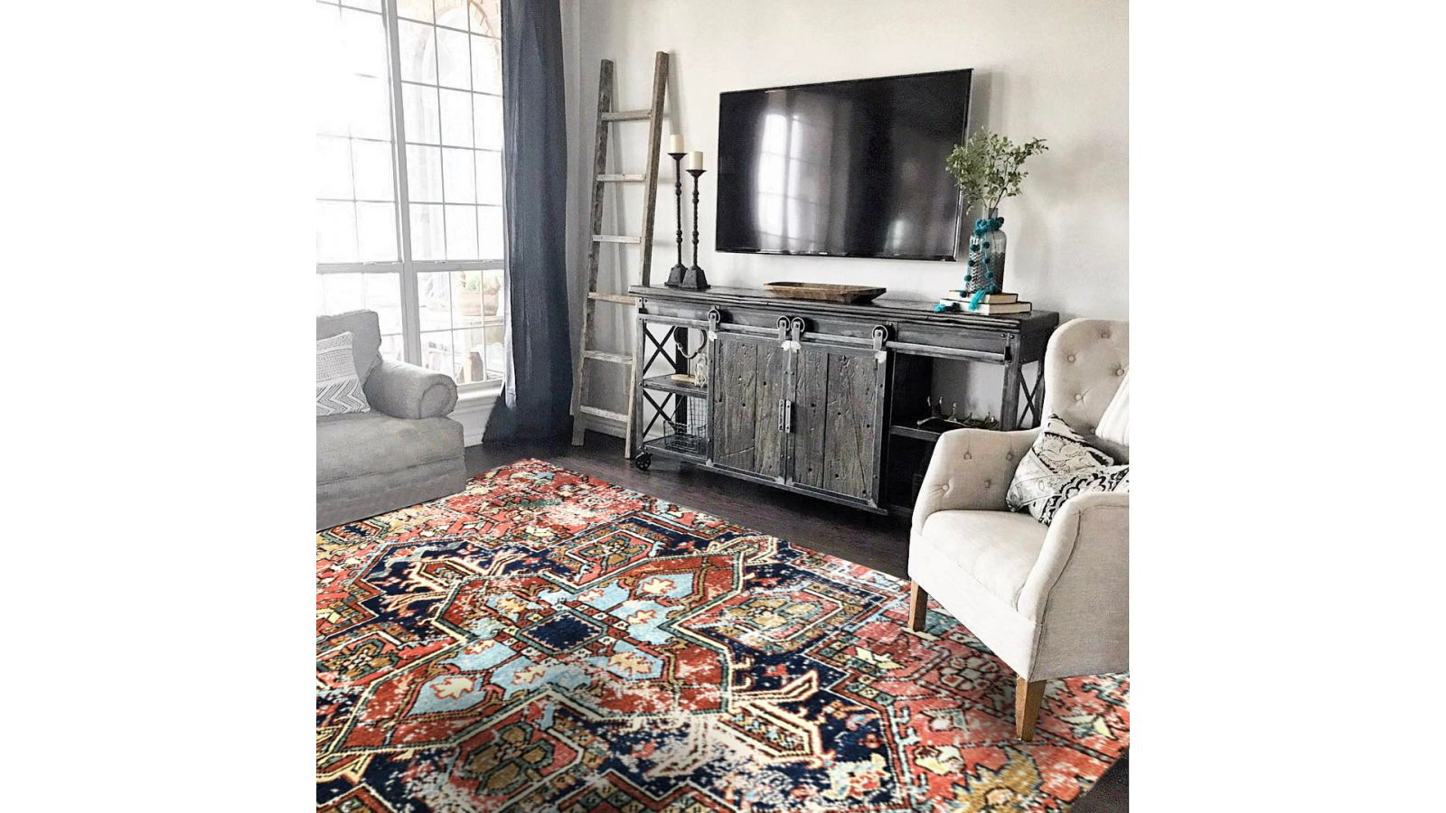Home & Hearth Indoor/Outdoor Rugs