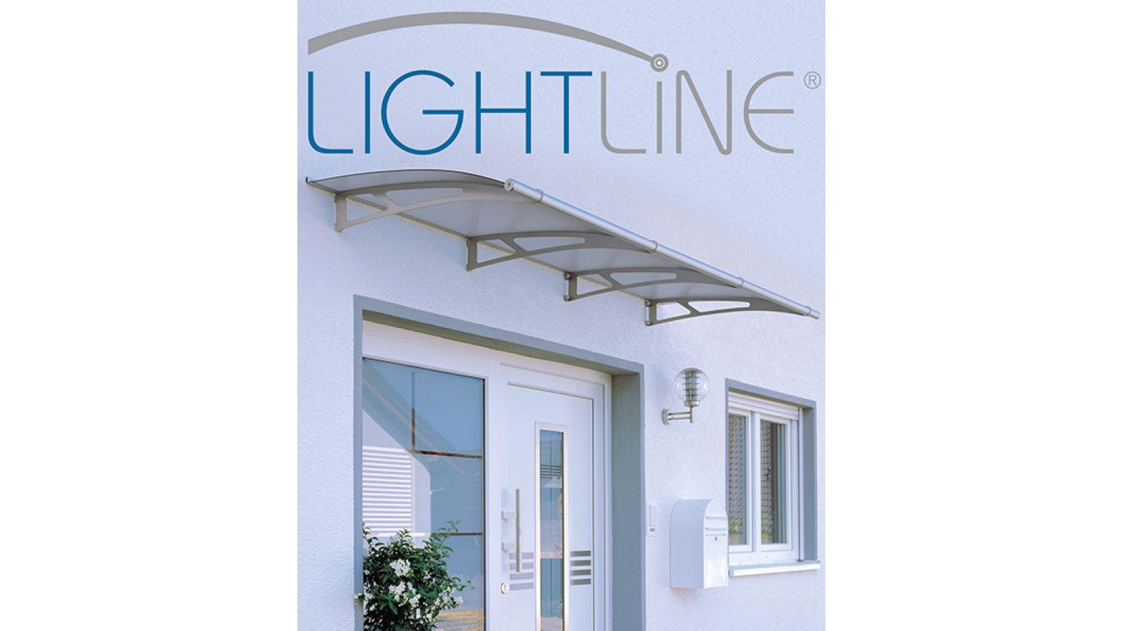 Lightline Door Canopies