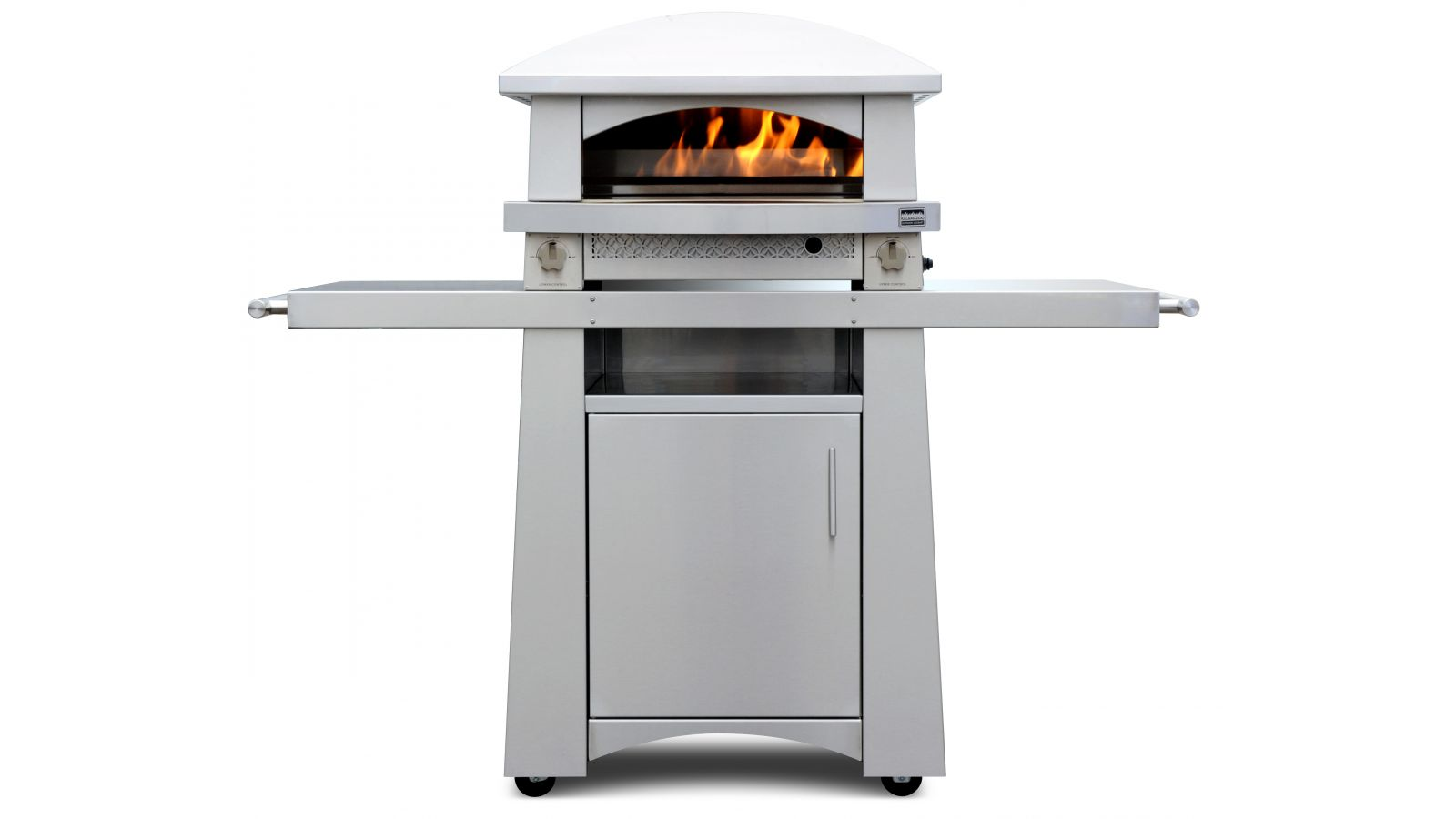 Freestanding Artisan Fire Pizza Oven