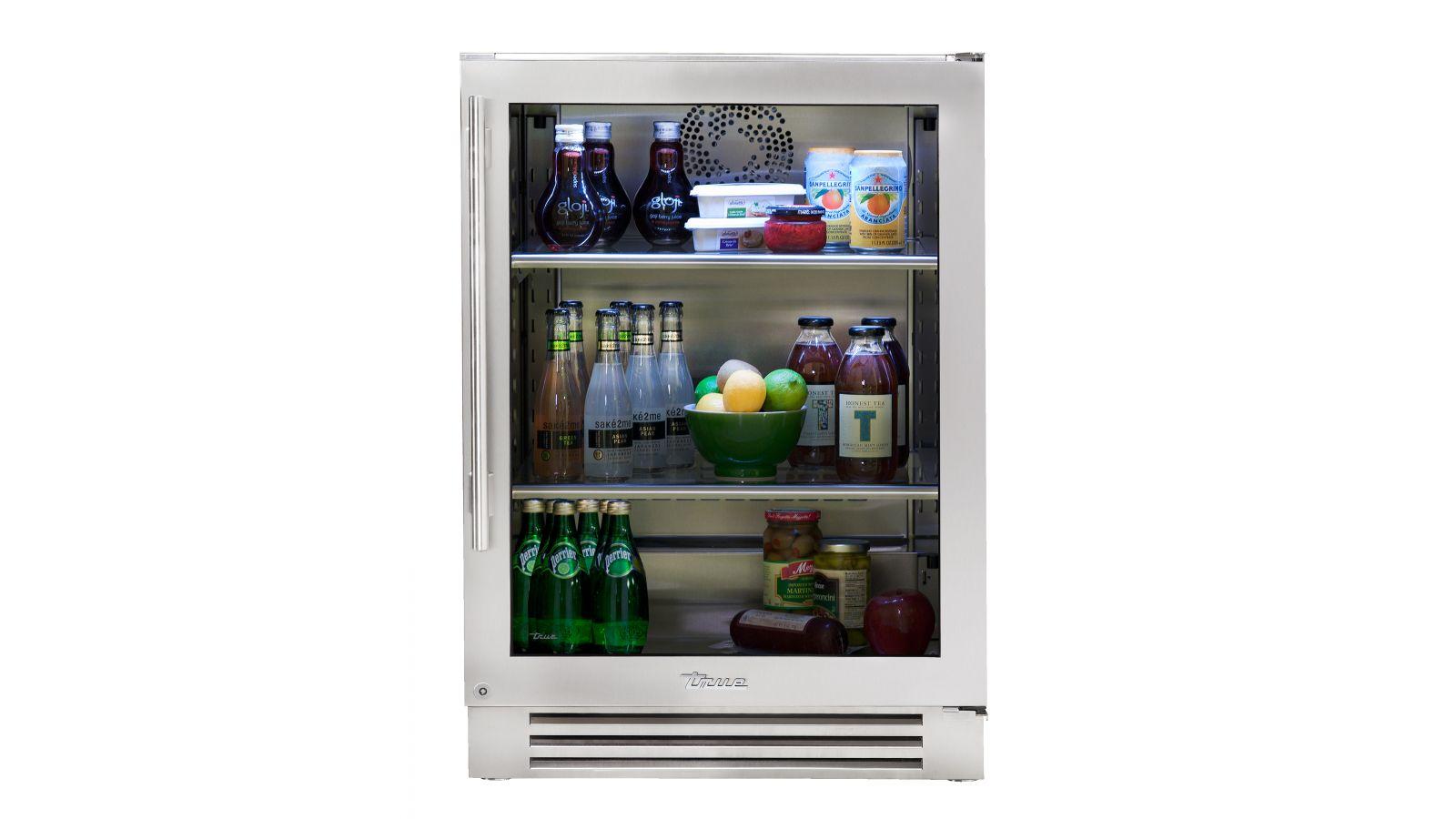 True 24-inch Undercounter Refrigerator