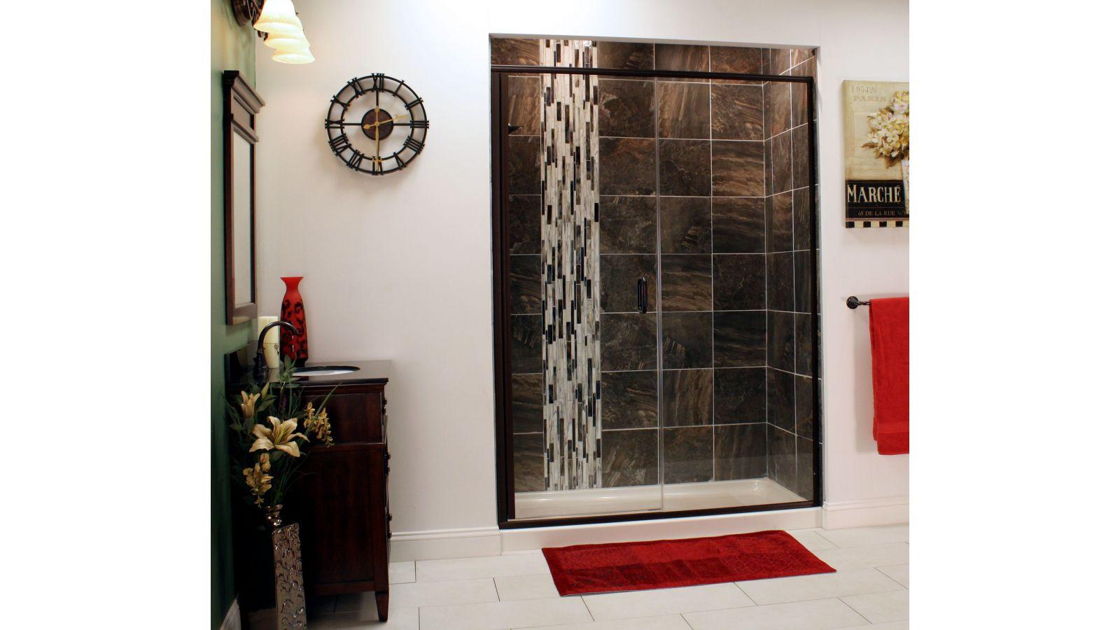 Uptown Series Shower Enclosure