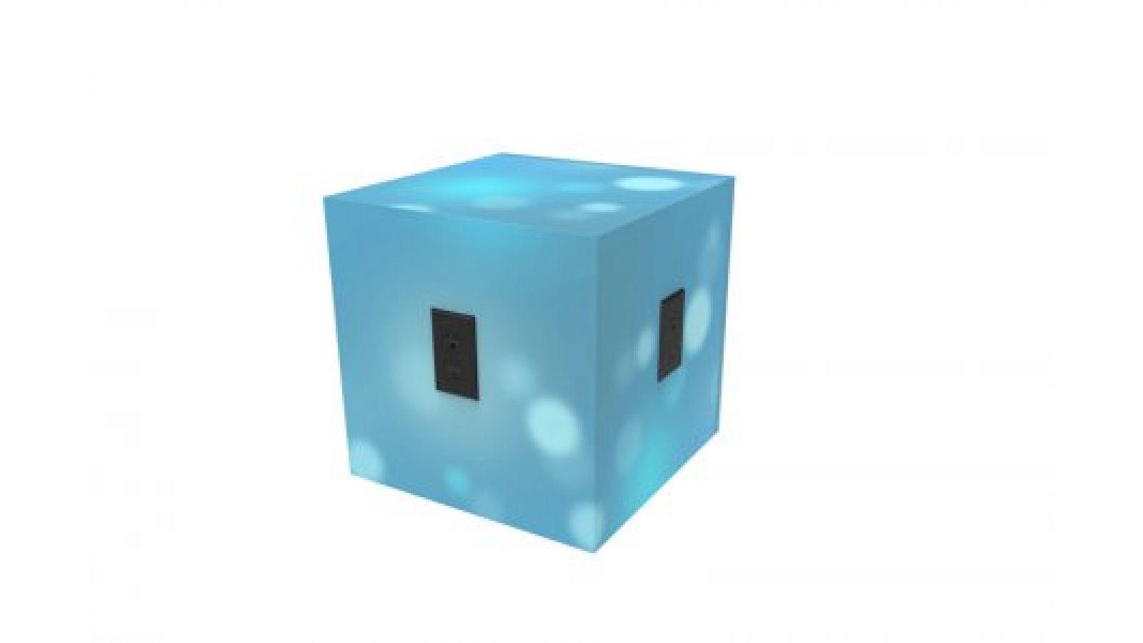 Custom Charging Cube