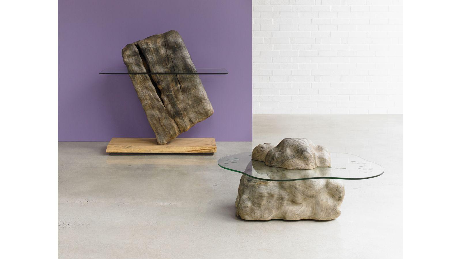 Split Wood Tables