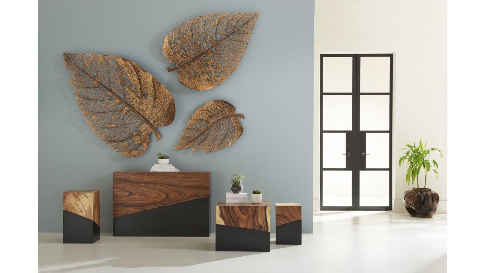 Birch Leaf Wall Art