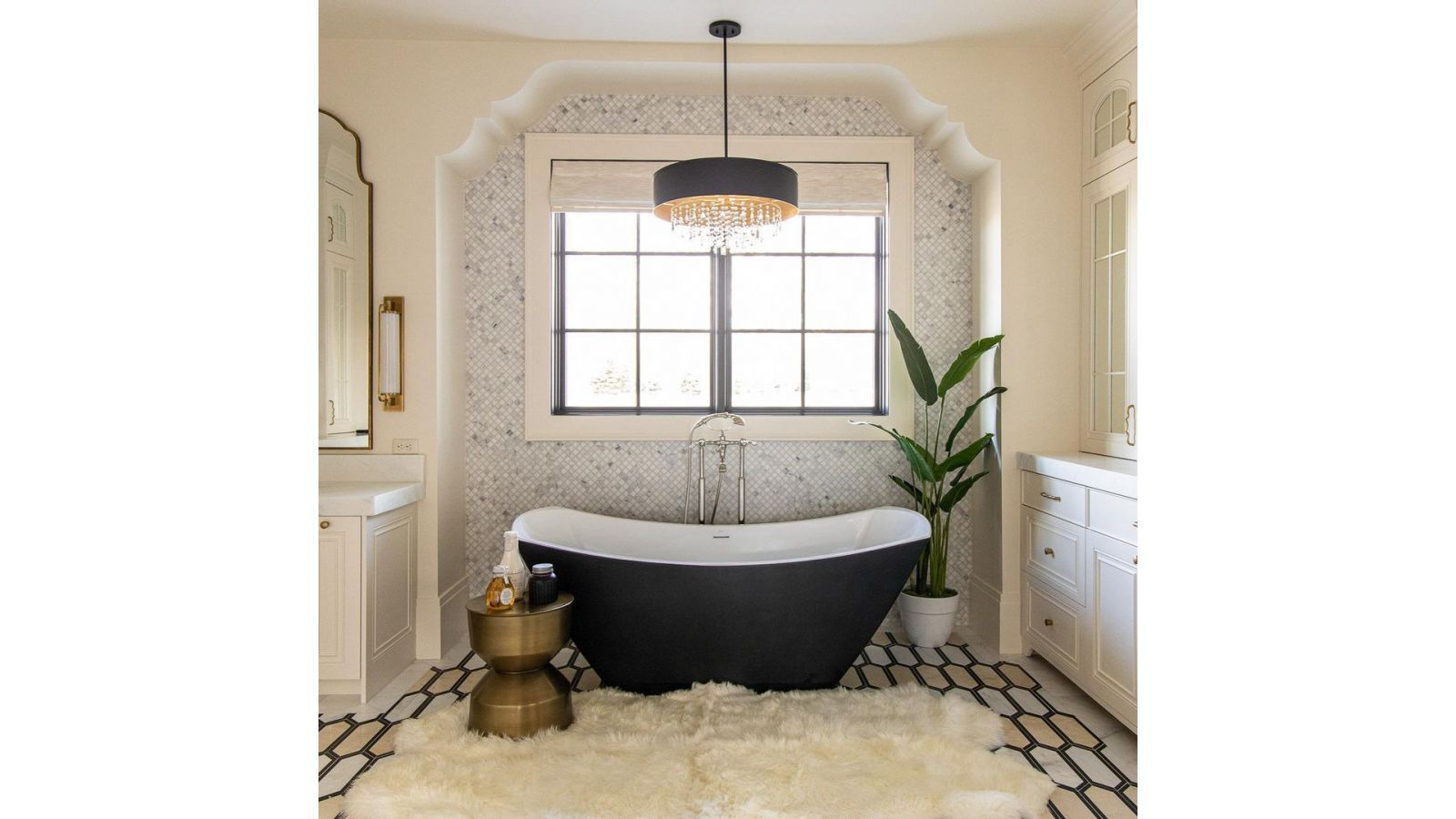 Denali Freestanding tub