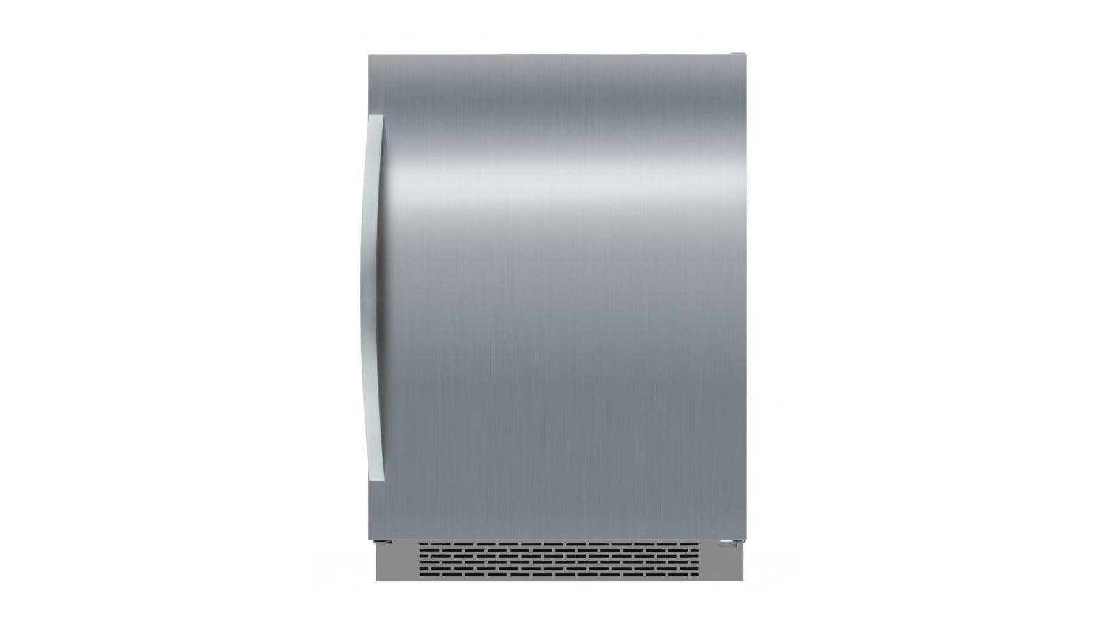 Designer Series Stainless Outdoor Refrigerator
