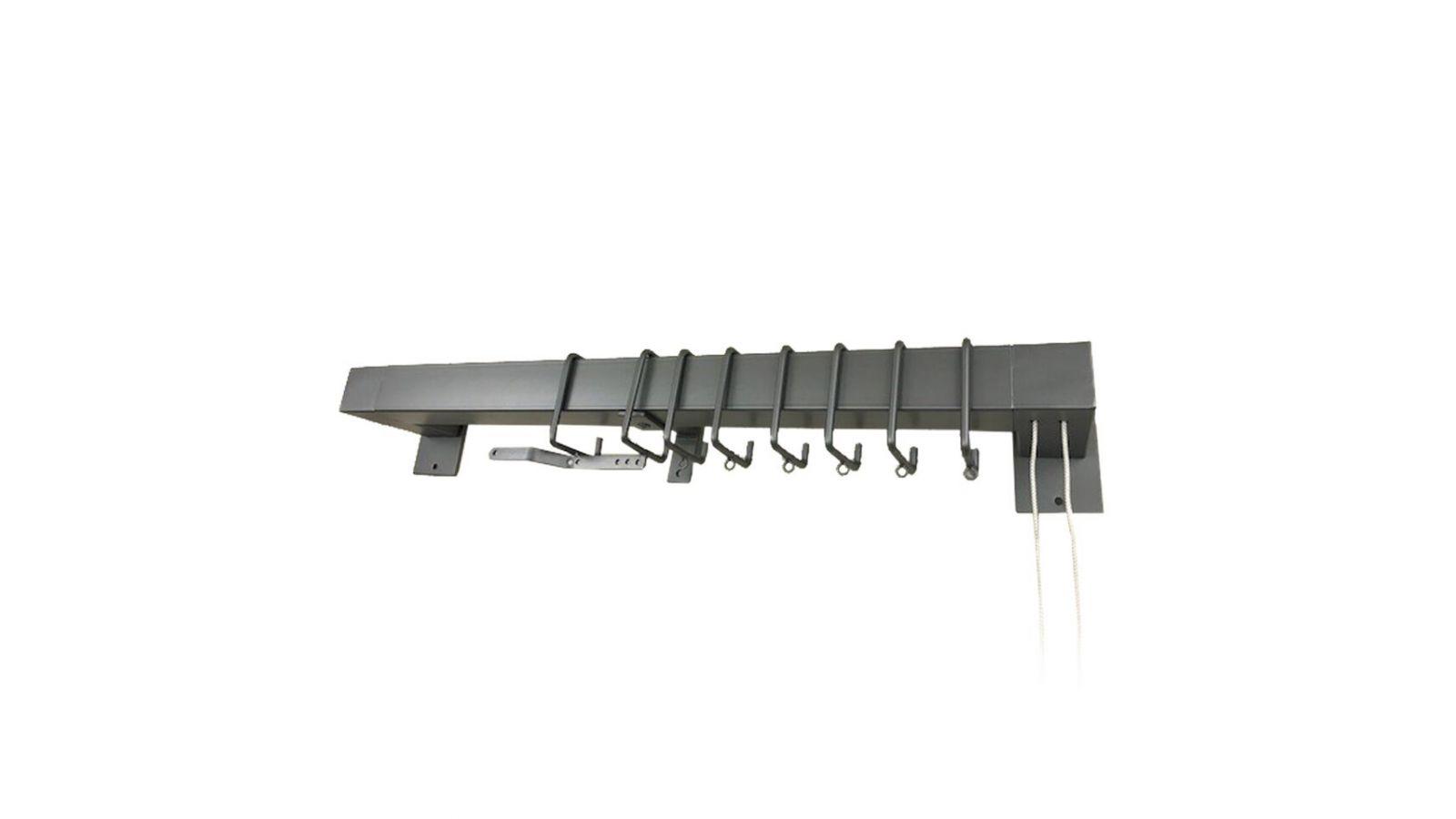 Victorian Traversing Rods