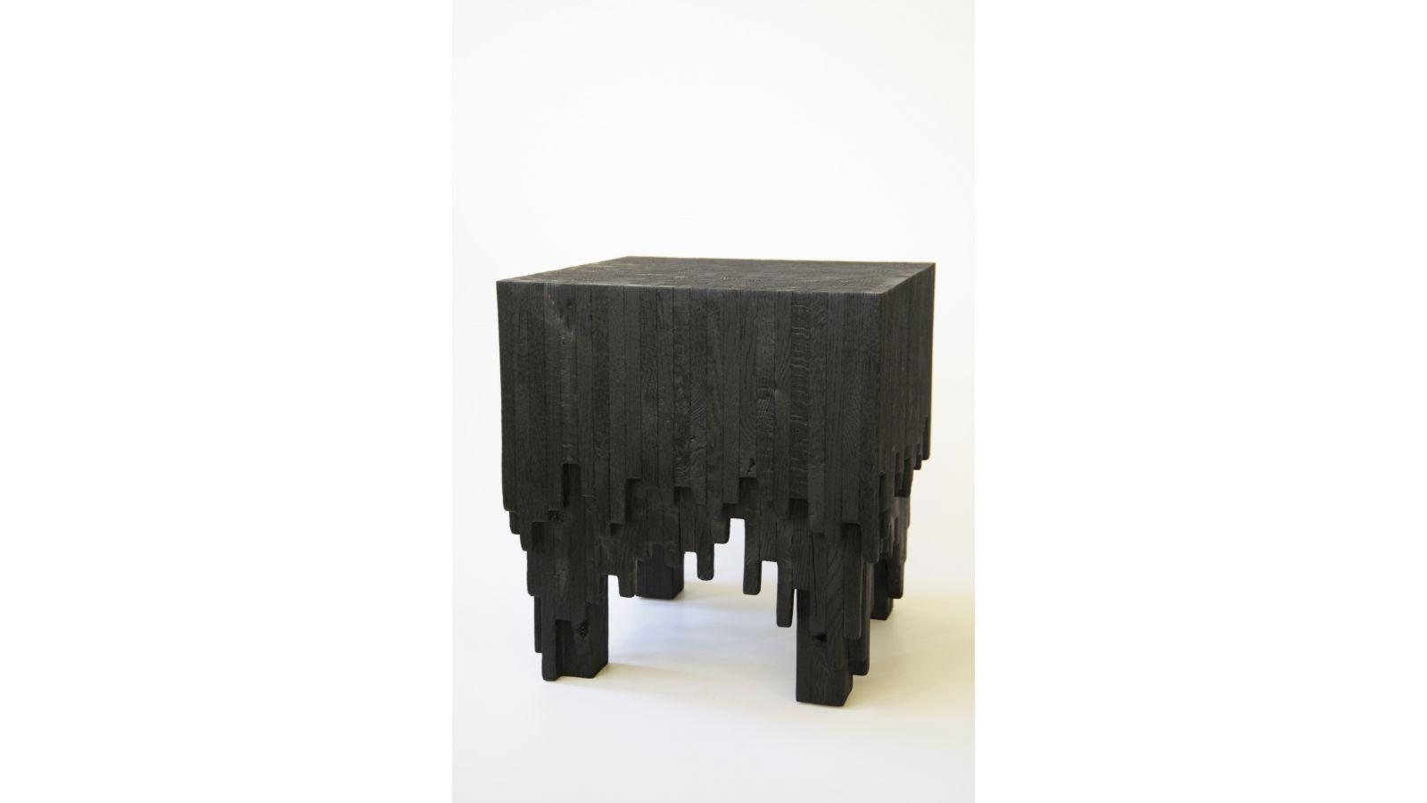 Black Tusk Stool/Baumhaus Atelier