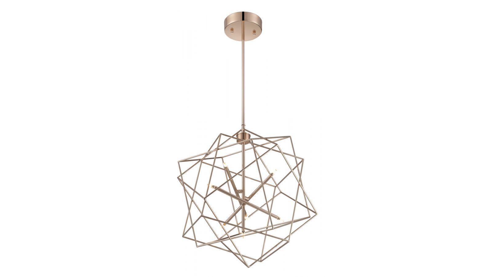Stacia LED pendant lighting fixture