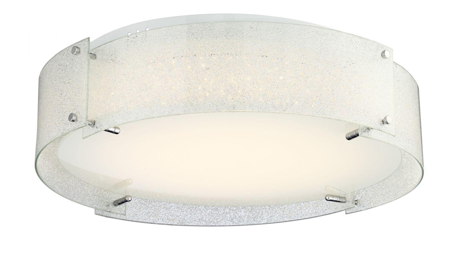 Kaelin Large Diamond LED Flush Mount Fixture - LS 5420 DIAMOND