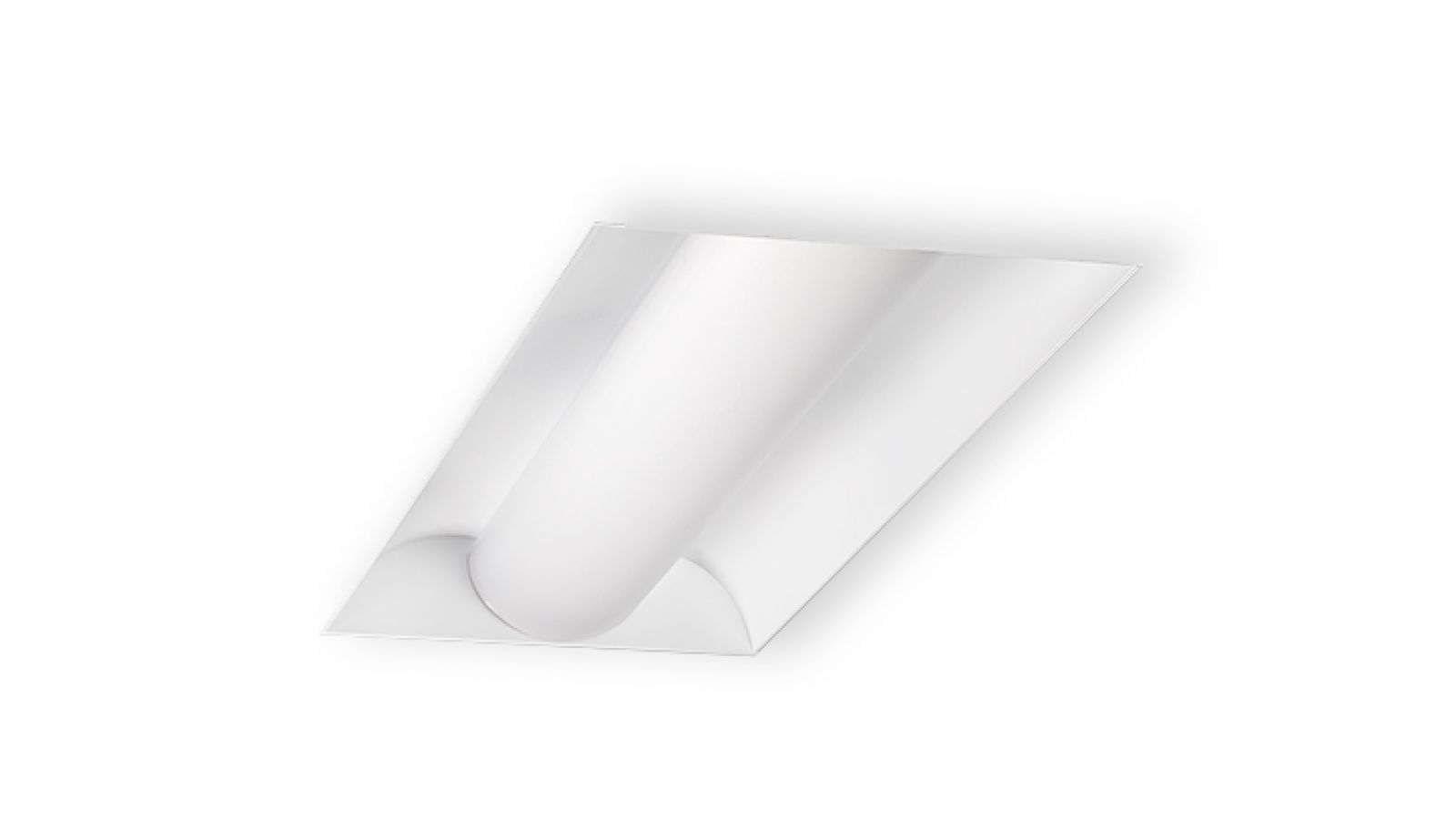 Columbia Lighting LTRX Ambient/Exam Enclosed Luminaire