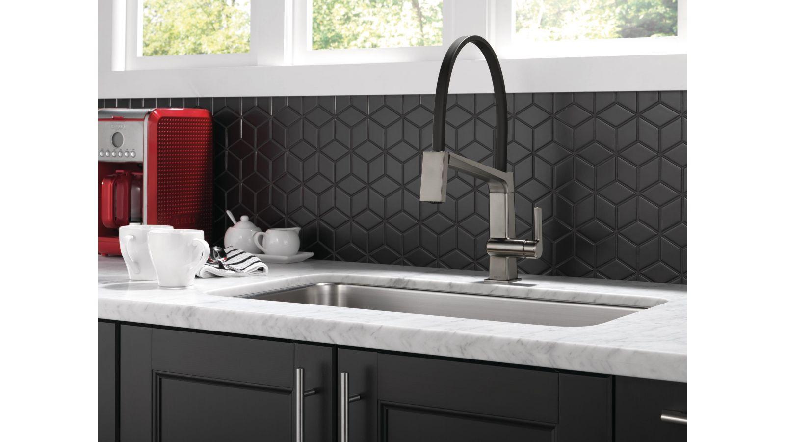 Delta® Pivotal™ Kitchen Collection