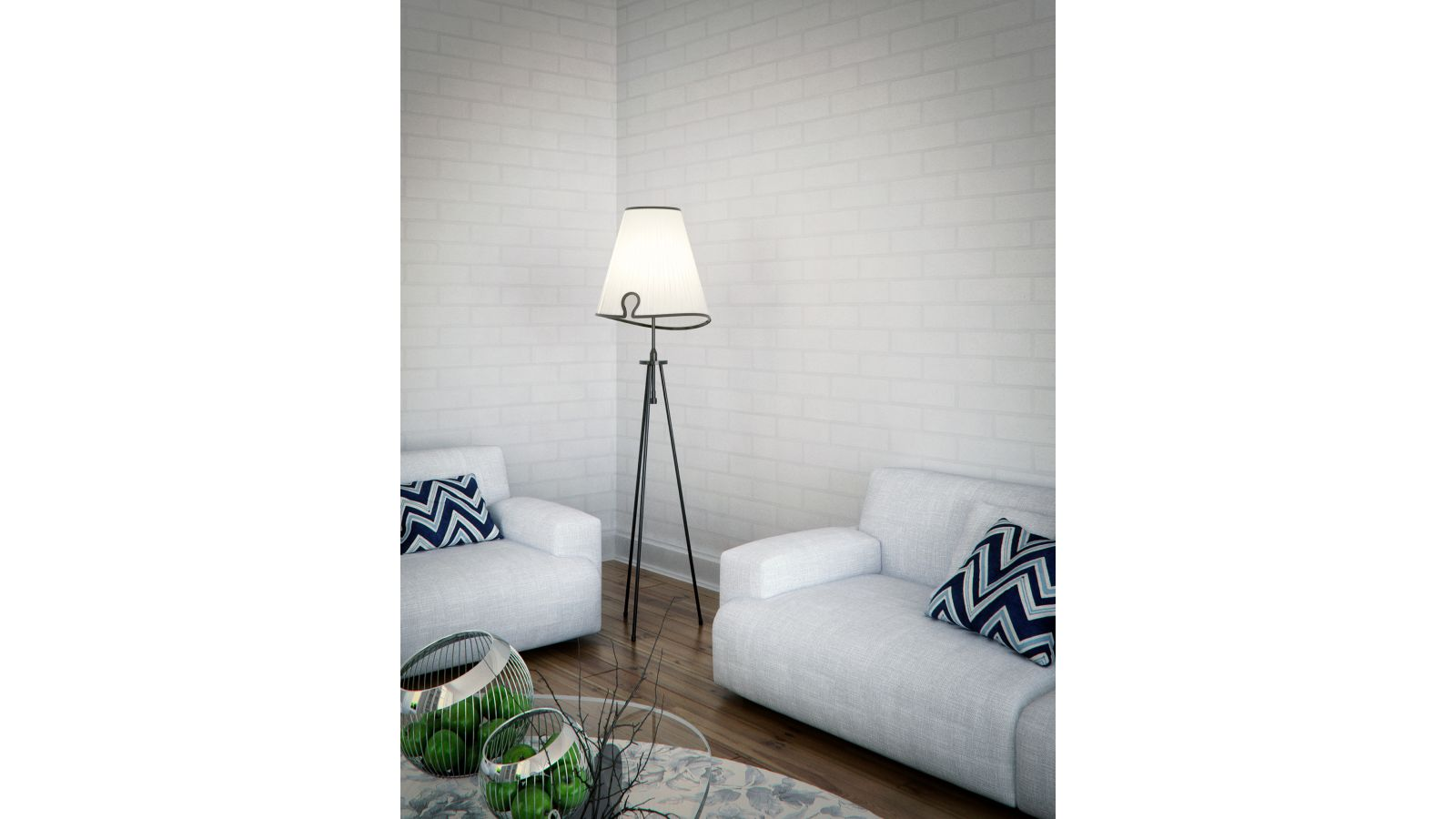 Buenos Aires Floor Lamp