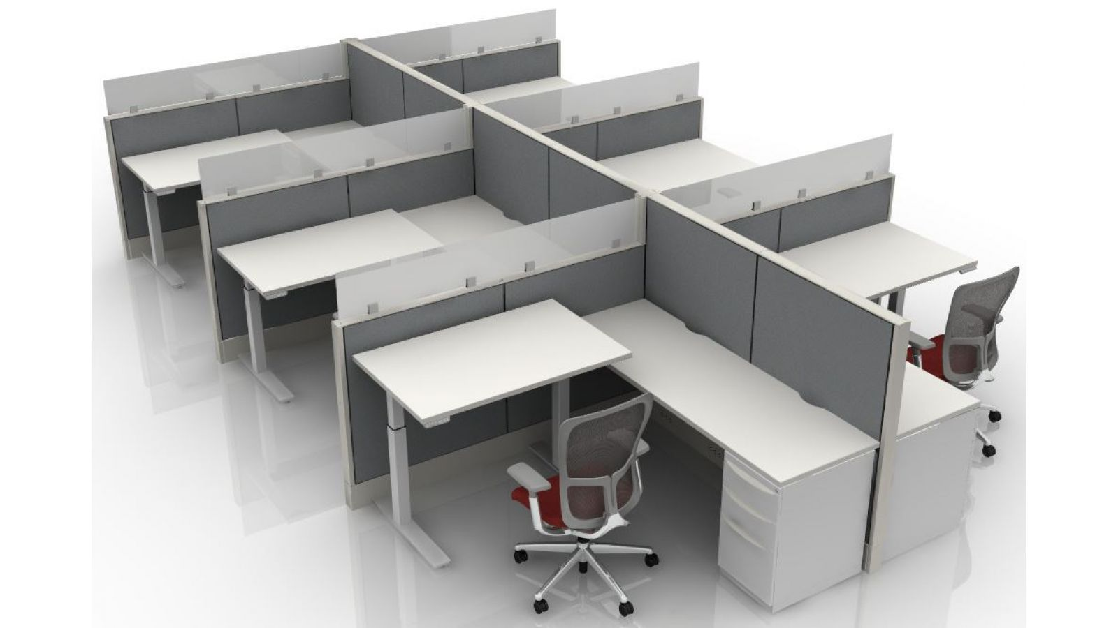 Envirotech Remanufactured Workstations