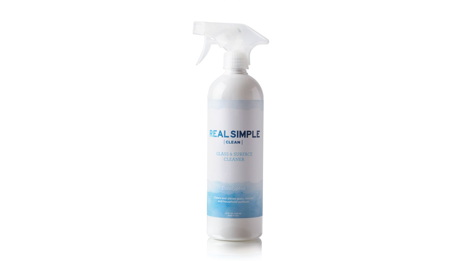 Real Simple Clean - Glass & Surface Cleaner 24oz