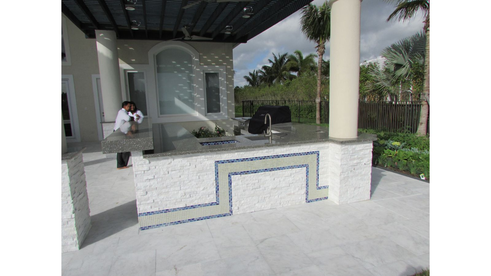 Outdoor Stainless Steel Kitchens