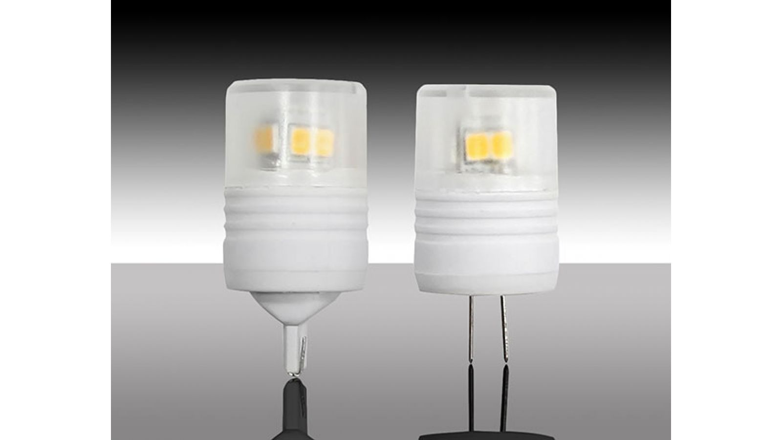 LED Wedge and G4 Base Lamps