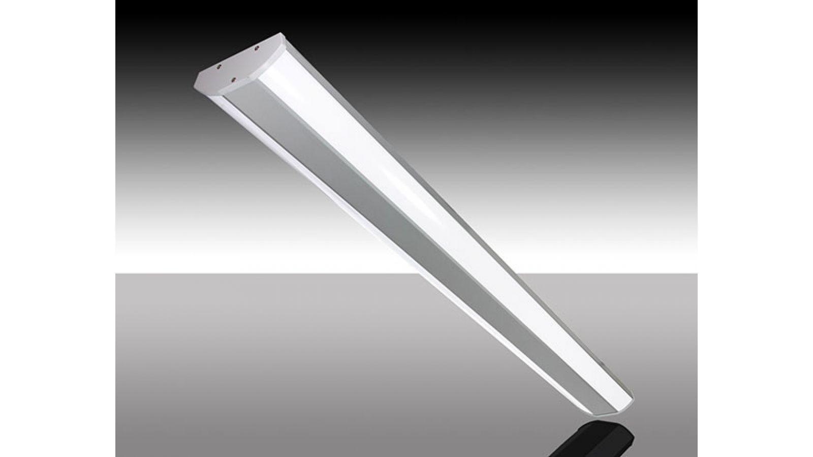 Polygon Linear LED Fixture