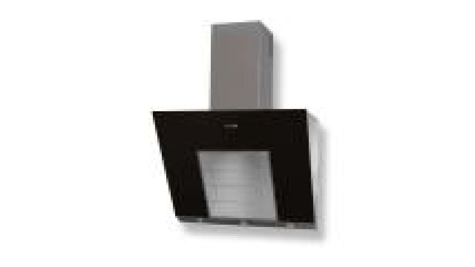Black Crystal Range Hood