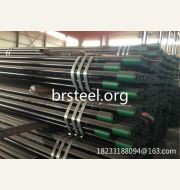 N80 Q Seamless Casing Pipes 168.3*7.32 BTC Thread used in oil field