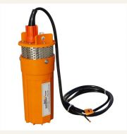 ECO-WORTHY DC 12/24V Submersible Deep Well Water Pump Solar Battery Alternative Pond Watering
