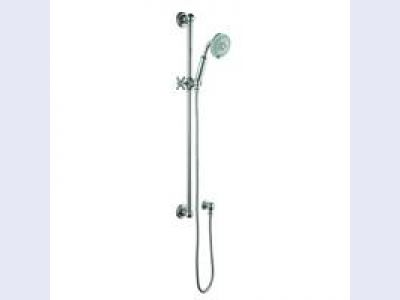Newport Brass Hand Shower and Slide Bar