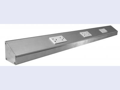 Angle Power Strip TR Series