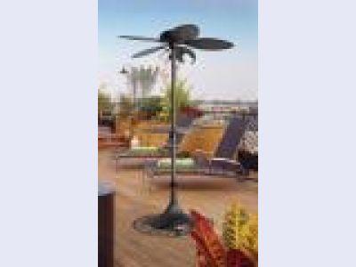 Hunter Oasis Patio Fan