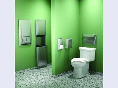 Diplomat Series Washroom Accesories