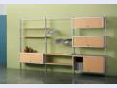 The Envision Shelving & Display Collection
