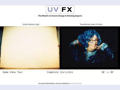 Dame Edna Tour Complete Invisible