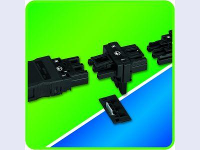 Push-Button SMD-Terminal Block