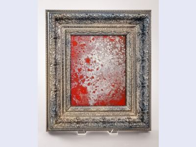 Firecracker Antique Mirror | Flash Frame
