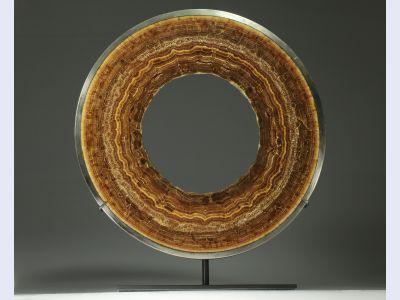 Concentritic Aragonite Pipe
