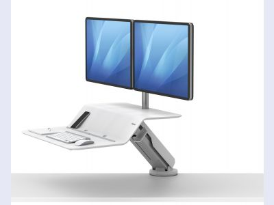 Lotus RT Sit Stand Workstation