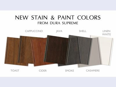 Design Journal Adex Awards New Cabinet Finishes By Dura Supreme