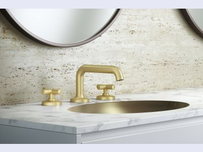 Tenet 2-Handle Widespread Bathroom Faucet