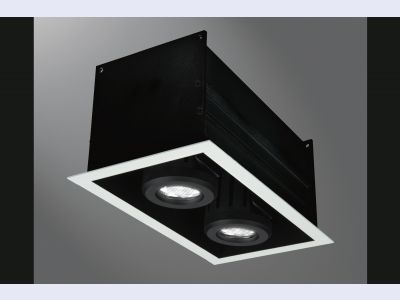 RSA MRZ Multi-Head LED Luminaires