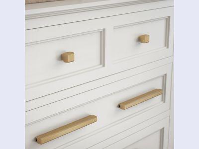 Adjustable Cabinet Hardware